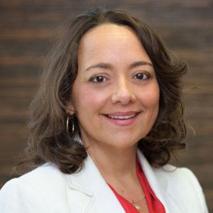 Paralegal Claudia Marchena Coppins Monroe Square Profile Photograph