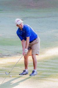 Scott Seagle Plays Golf